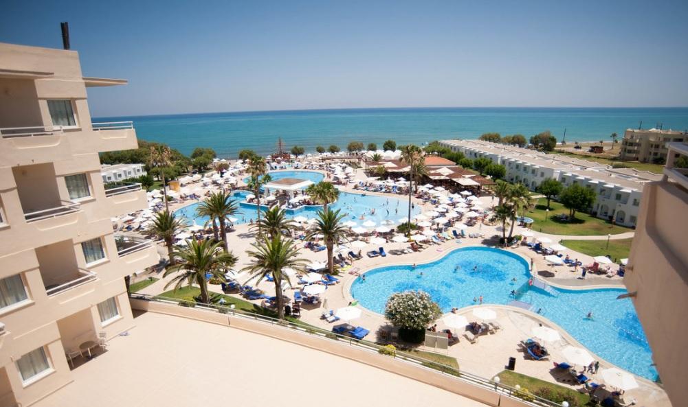 The Louis Creta Princess Hotel on Crete.