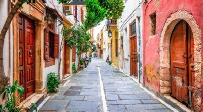 Old Town, Rethymno, Crete. Photo Source: Visit Greece