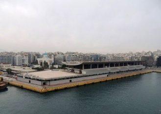 "The ""Pagoda"" building in Piraeus. Photo Source: www.pireaspiraeus.com"