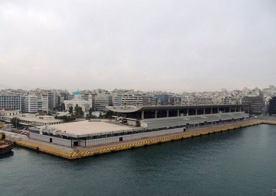"The ""Pagoda"" building in Piraeus. Photo Source: www.pireaspiraeus.com"