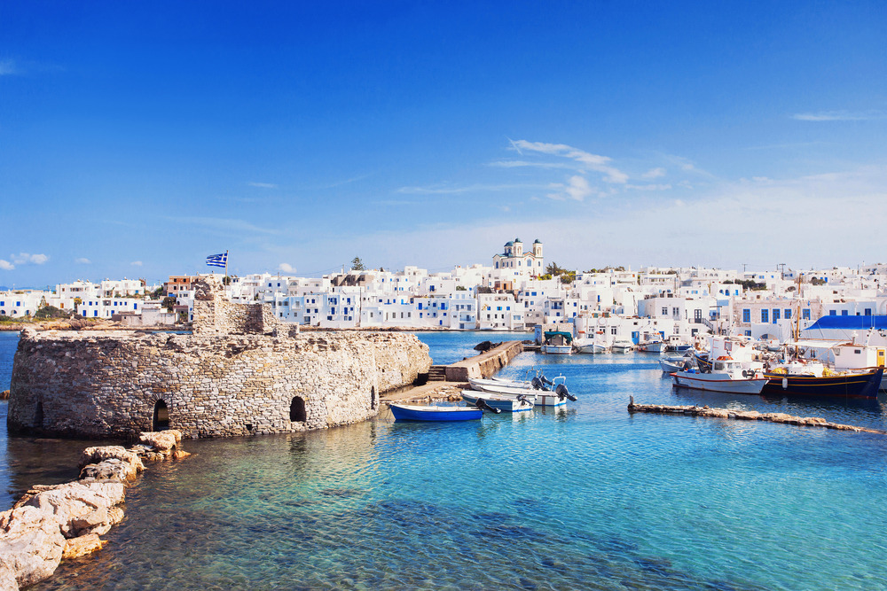 Paros Island. Photo Source: http://likenoother.aegeanislands.gr
