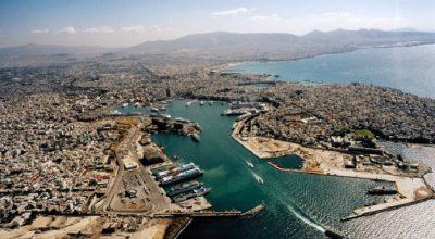 Port of Piraeus. Photo Source: Municipality of Piraeus
