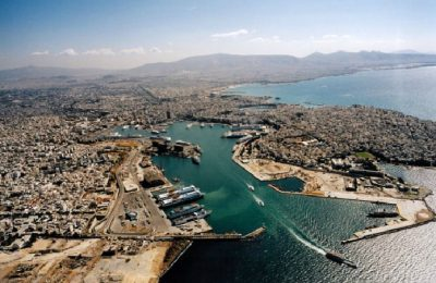 Port of Piraeus. Photo Source: Municipality of Piraeus