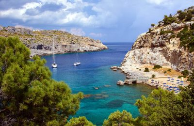 Rhodes Island. Photo Source: @Aegean Islands