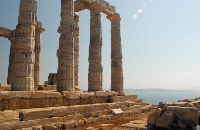 Temple of Poseidon, Sounion. Photo Source: http://www.athensattica.gr
