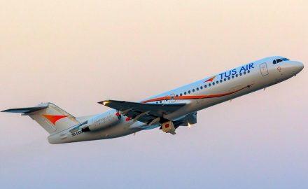 Photo Source: @TUS Airways (Paris Iona)