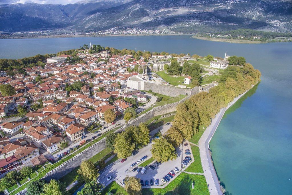 Ioannina in Epirus, Greece.