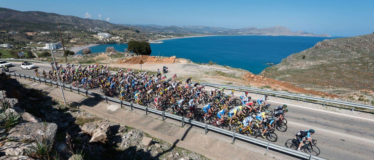 International Rhodes Grand Prix 1.2 UCI on Rhodes.