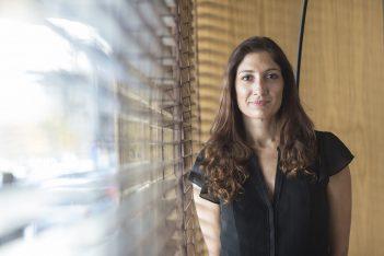 Anatolia Hospitality group sales manager Lena Menti.