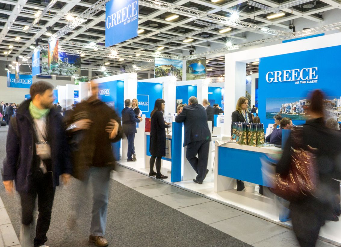 Exhibition Stand Tenders : Greece ready for itb berlin 2018 tourism expo gtp headlines