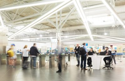 Athens Airport. Photo Source: Athens International Airport (AIA)