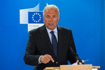 Dimitris Avramopoulos, Member of the EC in charge of Migration, Home Affairs and Citizenship. Photo source: ec.europa.eu