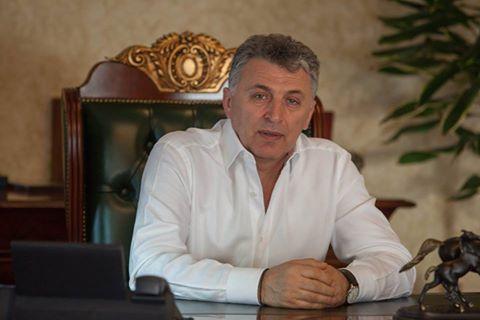Mouzenidis Group President Boris Mouzenidis