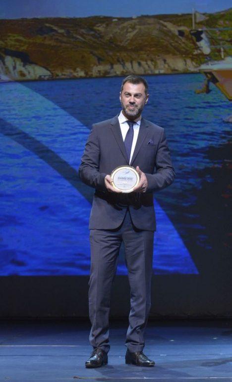 Caldera Yachting CEO Yiannis Mattheos