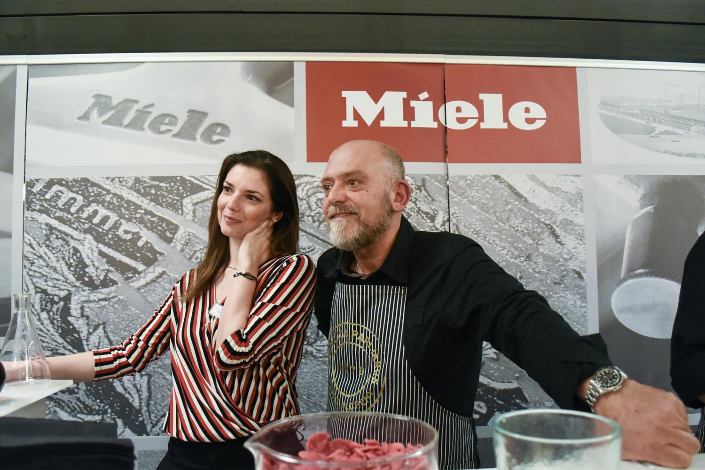 ΕΣΩ 2018 Miele Lounge