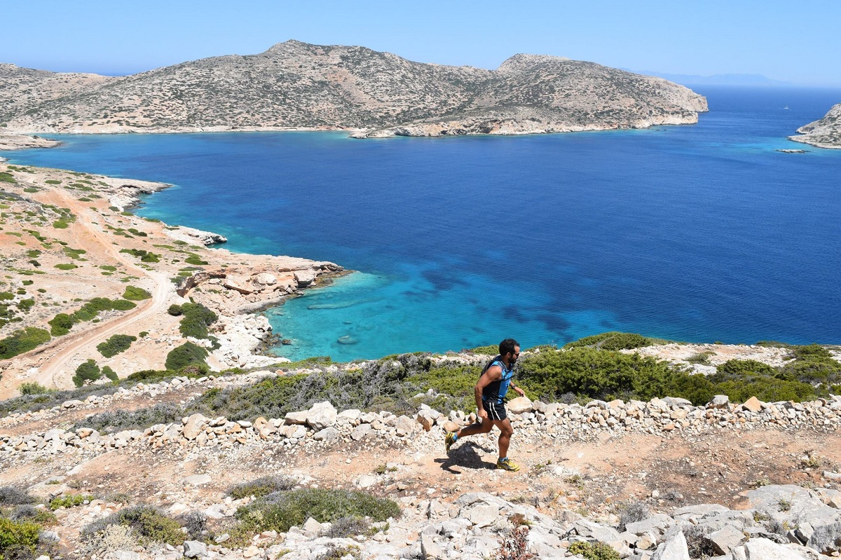 Cyclades Trail Cup - Donousa Island.