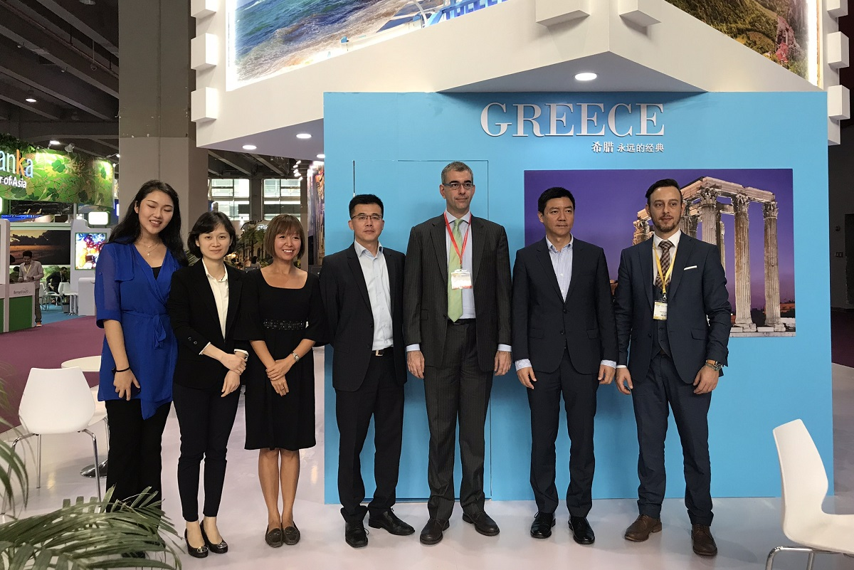Chinese travelers keen on greece tourist visas up by 50 - China southern airlines london office ...