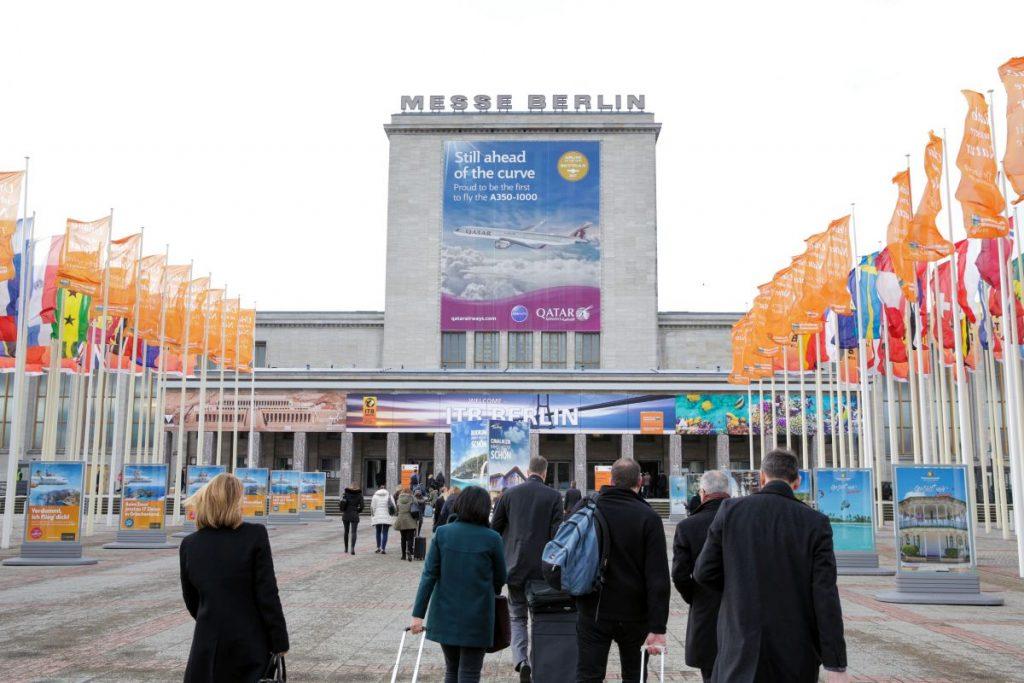 ITB Berlin 2018 - North Entrance