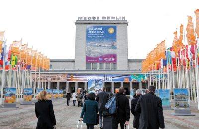 ITB Berlin 2018 - North Entrance