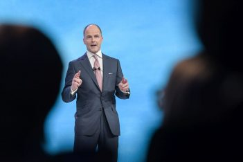ITB Berlin 2018, Opening Gala, Dr. Christian Göke, CEO, Messe Berlin GmbH.