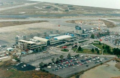 Macedonia Airport, Photo Source: Hellenic Civil Aviation Authority