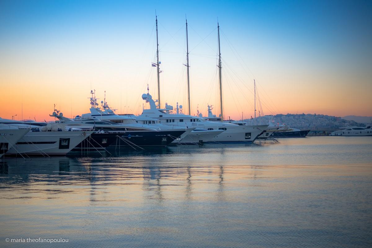 Flisvos Marina © Maria Theofanopoulou