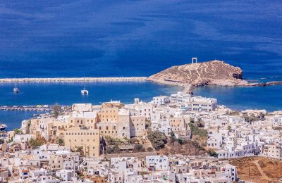 Naxos Island. Photo Source: @ConsumelessMed