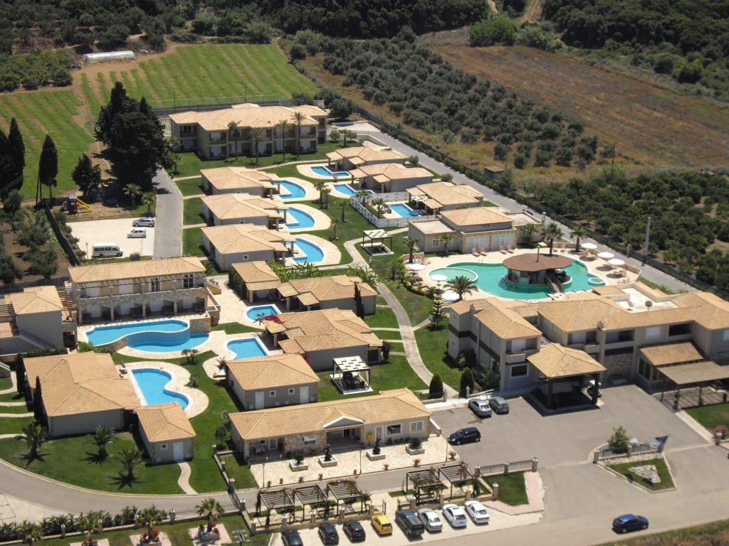 Olympia Golden Beach Resort