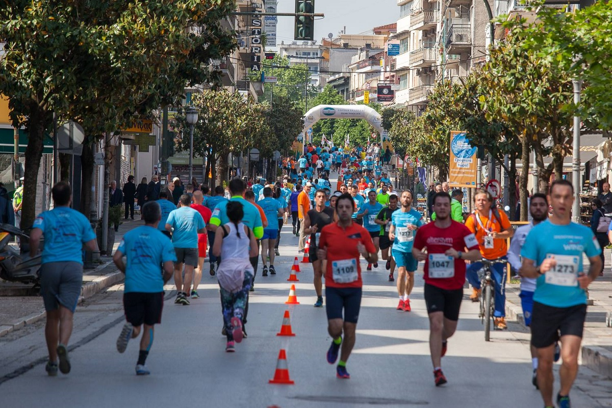 Run Greece Ioannina 2017. Photo Source: @Run Greece