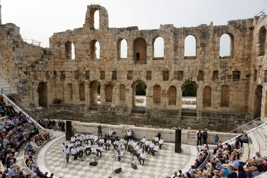 Opening ceremony of the ASTA Destination Expo 2018. Photo © Greek Travel Pages (GTP)