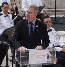 ASTA Chairman Jay Ellenby. Photo © Greek Travel Pages (GTP)
