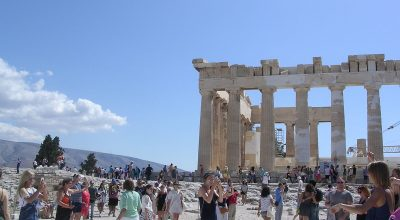 The Acropolis, Athens. Photo: GTP