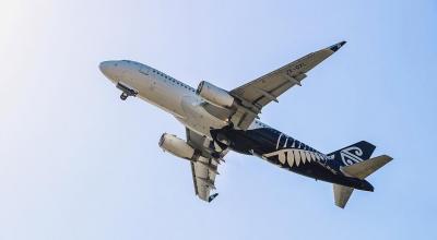 Photo Source: @Air New Zealand (@wellingtonaviator)