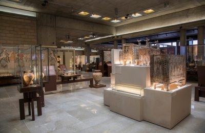 Archaeological Museum of Thebes. Photo Source: Archaeological Museum of Thebes