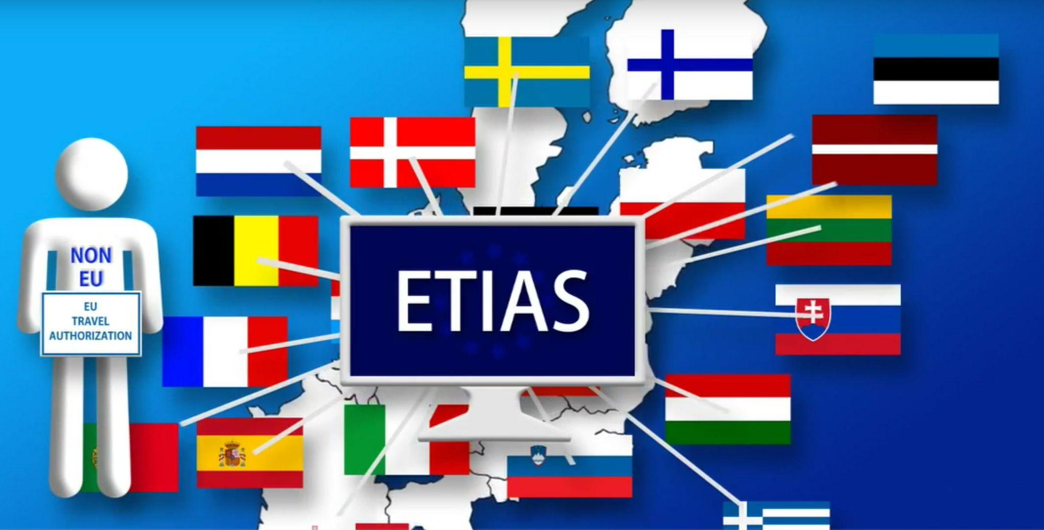 Etias Advanced Checks And Travel Authorization Fee For Non Eu