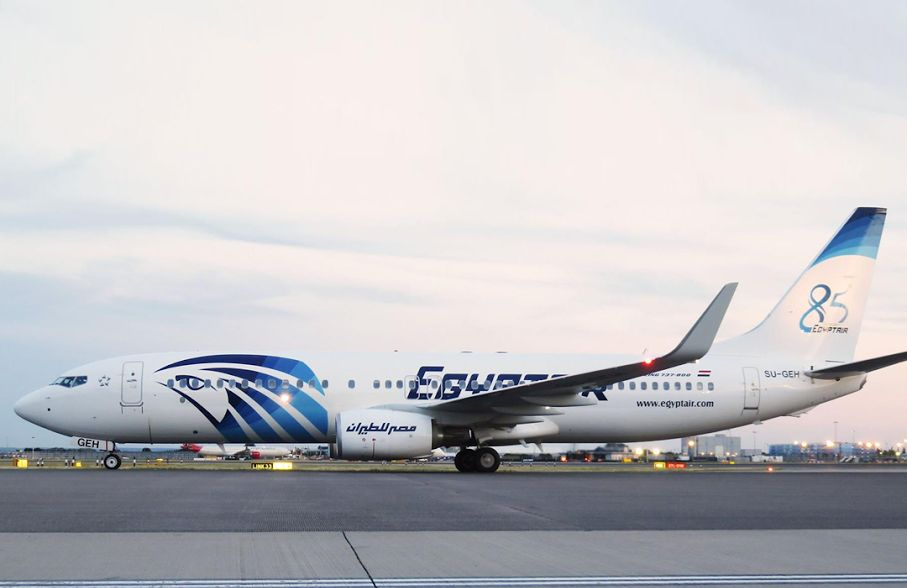Photo source: EgyptAir
