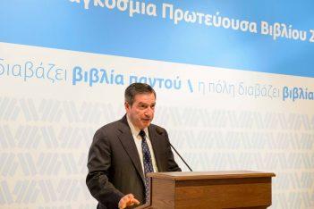 Athens Mayor Giorgos Kaminis.