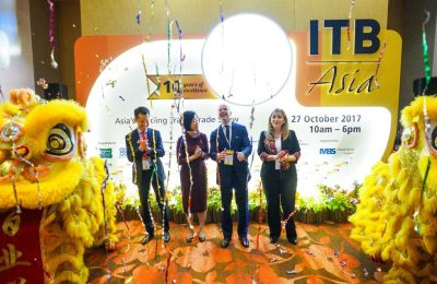 ITB Asia 2017 opening ceremony