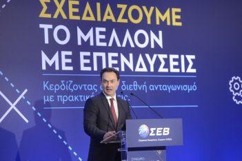 Odysseus Athanasiou, CEO of Lamda Development.
