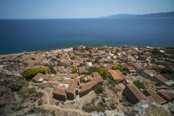 Castle City, Monemvasia.