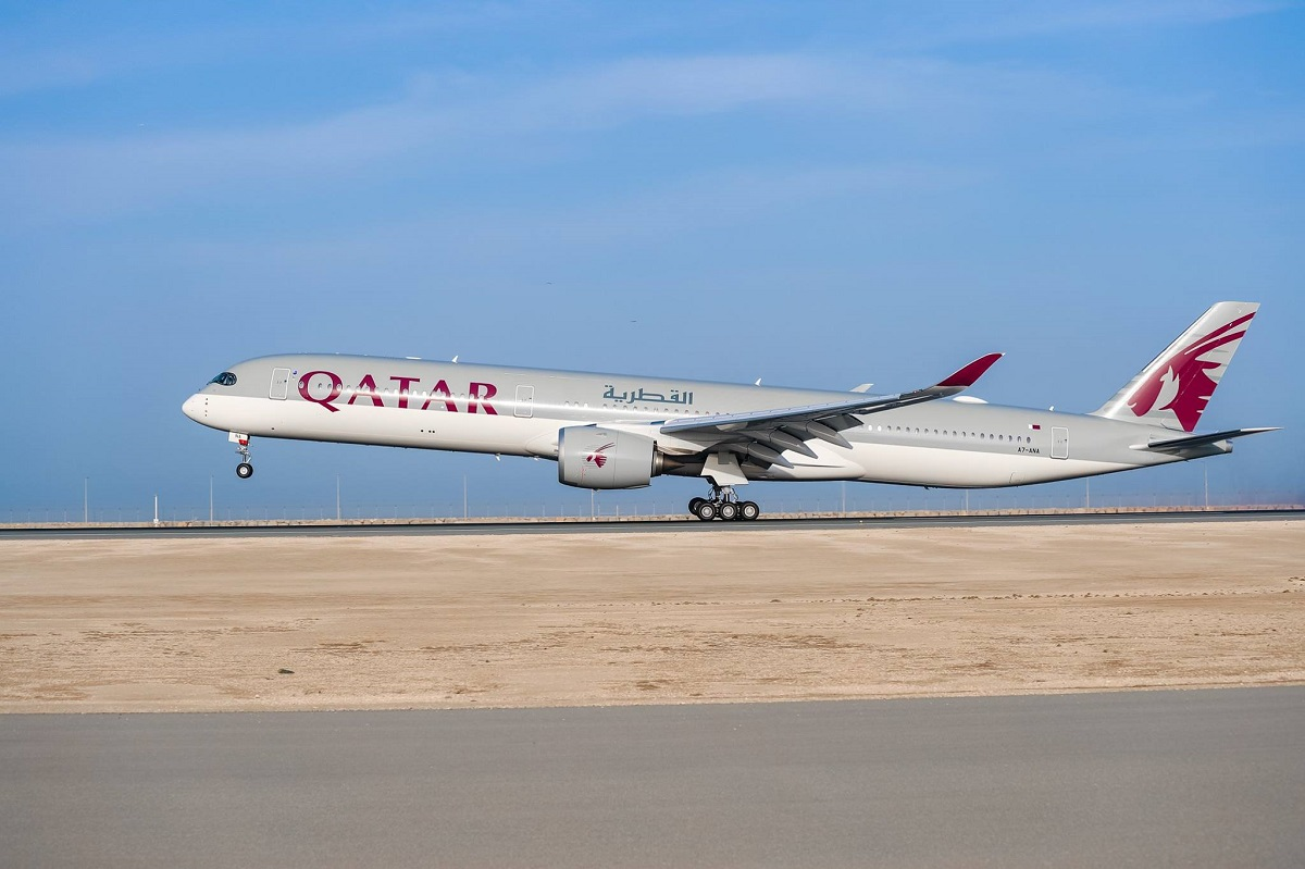 Qatar airways sweeps 2018 tripadvisor travelers choice awards gtp photo source qatar airways stopboris Image collections