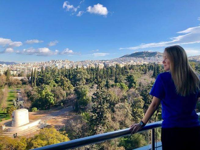 Photo Source: Radisson Blu Park Hotel (@aliftinaanatolievna/IG)