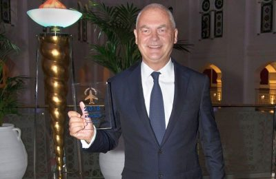 Thierry Antinori, executive vice president and chief commercial officer of Emirates