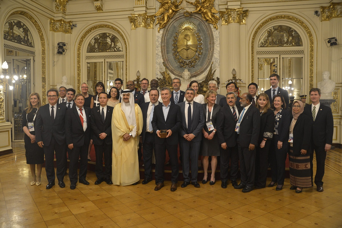 8th Meeting of the Tourism Ministers of the G20 economies.