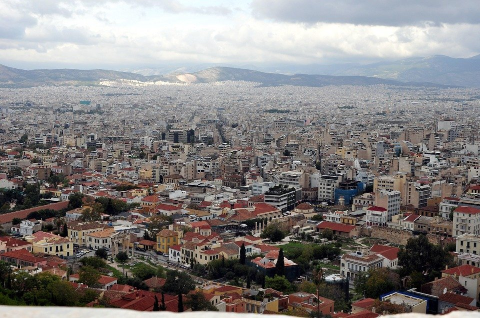 Athens, Photo source: Pixabay