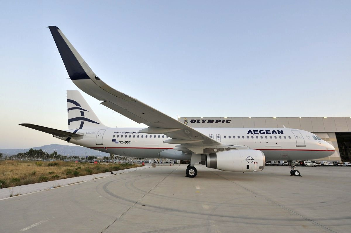 Photo Source: www.aegeanair.com
