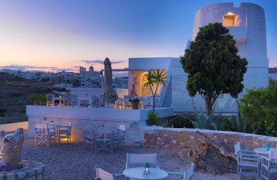 Aria Hotels The Windmill Kimolos Cafe Bar