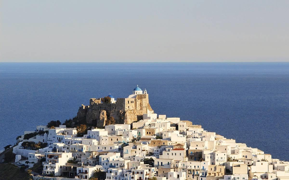 Astypalea, Greece. Photo Source: Municipality of Astypalea