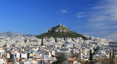 Athens, Greece.