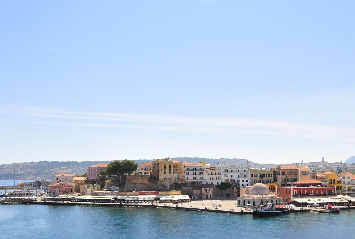 Chania on Crete.